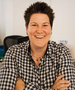 Sarah Cox, d3 Technologies' Sales Director EMEA