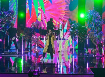 MA Lighting and Claypaky at the Amadeus Austrian Music Awards