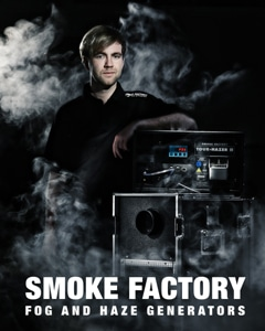 Benjamin Stockloew Smoke Factory