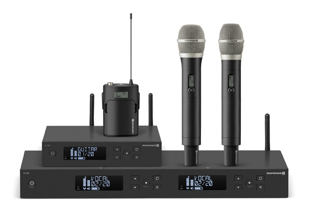 Beyerdynamic Wireless System TG500