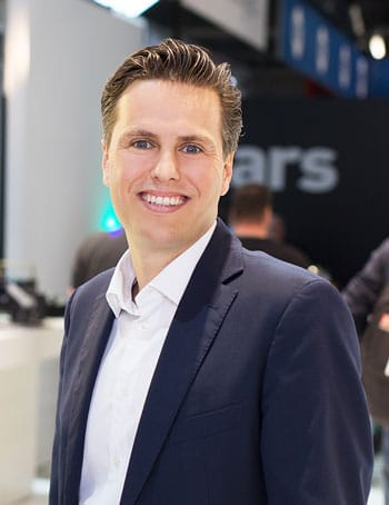 Alexander Pietschmann, CEO Adam Hall