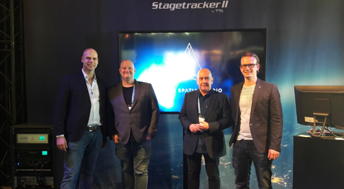 astro spatial audi team prolight + sound 2018
