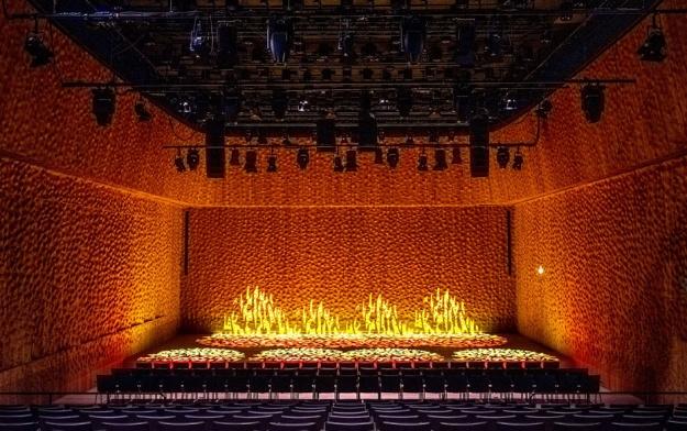 Elbharmonie Relies On JB Lighting For Moving Lights
