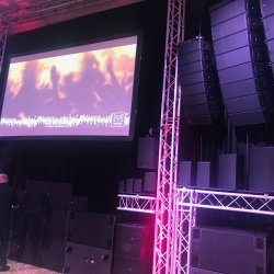 Martin Audio Celebrates Two World Premieres