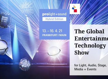 Prolight + Sound 2021 Hybrid Edition: New Digital Services