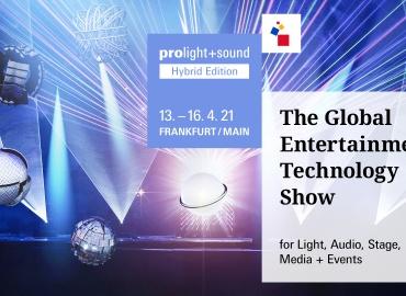 Prolight + Sound 2021 Hybrid Edition: New Digital Services