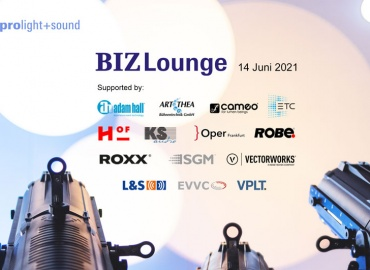 Second Digital BIZLounge: Focus On Theater And Stage Technology
