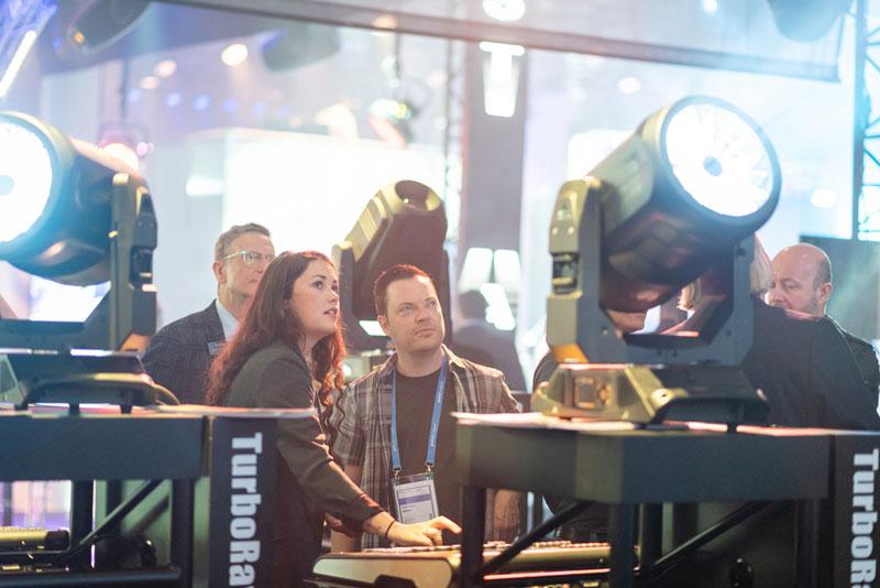 Prolight + Sound Hybrid Event
