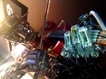 skelett-violine