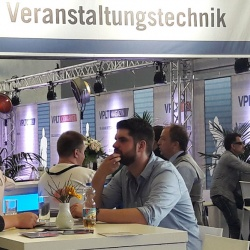 """VPLT Managing Director Linda Residovic: """"For us, the trade fair is considered the most important networking platform"""""""